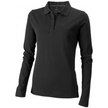 38087 Elevate Oakville Polo lange mouw Dames
